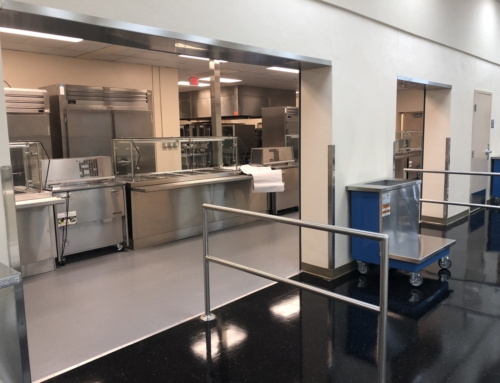 Fort Myers Middle Kitchen and Serving Line Renovation