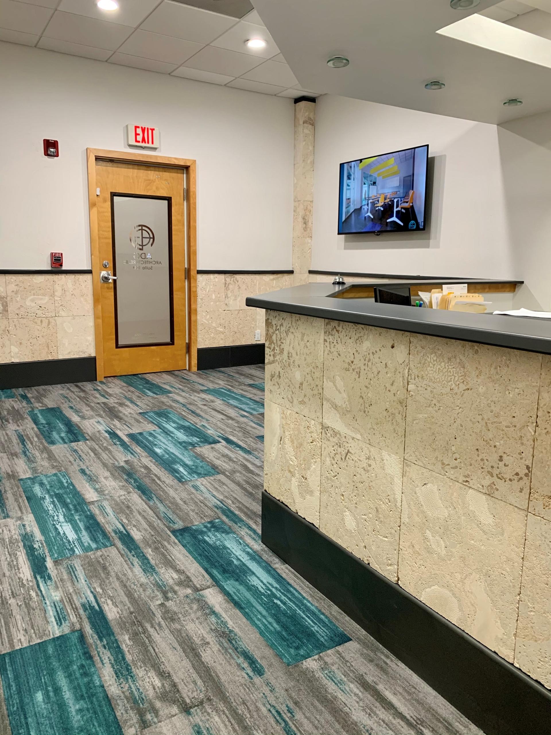 ADG's Office Renovation Update